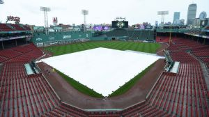 Red Sox Fans Discuss How They Like To Kill Time During Rain Delays