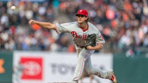 Red Sox Set To Face Phillies Ace Aaron Nola In Series Opener Tuesday