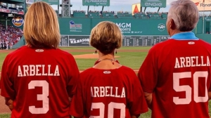 Arbella Insurance Foundation Presents $100K Check To WEEI/NESN Jimmy Fund Radio-Telethon