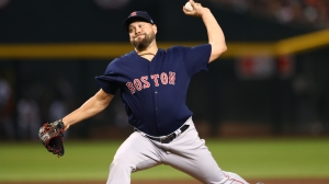 Brian Johnson Slated To Take Mound For Red Sox In Game 2 Vs. Yankees