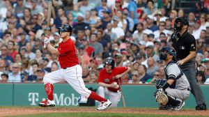Watch Brock Holt Launch Solo Home Run Into Red Sox Bullpen Vs. Orioles
