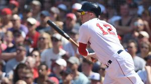 Red Sox Wrap: Boston Wastes No Time, Walks Off In Resumption Of Suspended Game