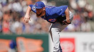 Cubs Place Ex-Red Sox Closer Craig Kimbel On IL With Elbow Inflammation