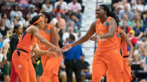 CT Sun Teams Up With Nike For 'Game Grower' Program For Young Girls