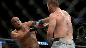 UFC 241: Watch Stipe Miocic Knock Out Daniel Cormier, Dance In Octagon