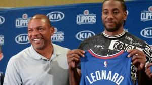 Why Kawhi Leonard Reminds Doc Rivers Of Kevin Garnett As NBA Leader