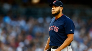 Eduardo Rodriguez Looks To Help Red Sox Win Series Against Royals