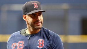 Red Sox Vs. Padres Lineups: J.D. Martinez Remains In Right For Middle Game