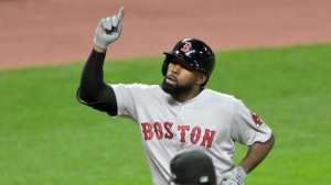 Watch Jackie Bradley Jr. Hit Game-Winning Home Run Vs. Indians In 10th Inning