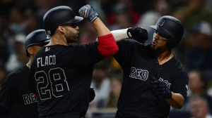 Red Sox Notes: J.D. Martinez Impresses With Two-Homer, Seven-RBI Game