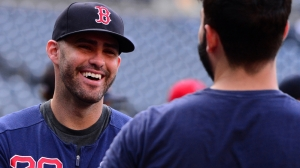 J.D. Martinez Gives Red Sox Tips For High Elevation At Coors Field