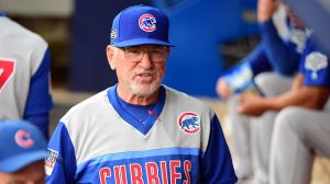 Cubs Manager Joe Maddon Is No Fan Of This Year's Players' Weekend Uniforms