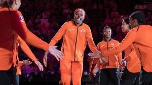 CT Sun Release Details About Team's WNBA Finals Sendoff Celebration