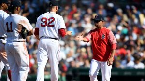 Red Sox Wrap: Bullpen Falters Late As Boston Settles For Split With Angels