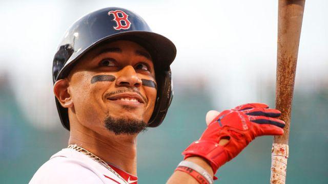 Red Sox Vs. Orioles Lineups: Mookie Betts Leads Off In Season Finale