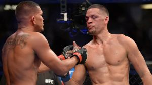 Nate Diaz Watching His Own UFC 241 Highlights Is Wildly Entertaining