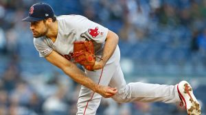Five Relievers Help Red Sox Pick Up Extra-Innings Victory Over Indians