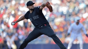 Nathan Eovaldi Looks To Continue Red Sox's Winning Streak Vs. Angels