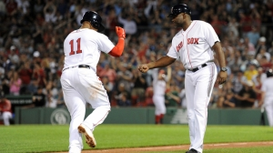 Red Sox Wrap: Boston Snaps Eight-Game Skid With 7-5 Win Against Royals