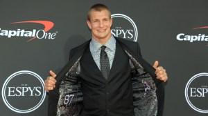 Rob Gronkowski Rumors: WWE's Mojo Rowley Addresses Gronk's Wrestling Future