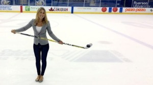 Sophia Jurksztowicz Joins NESN As New Bruins Rinkside Reporter