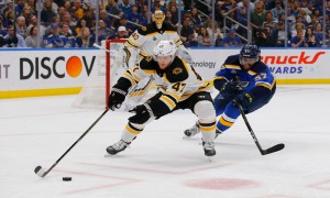 Xfinity Report: B's Krug, McAvoy ranked NHL Top 20 Defensemen