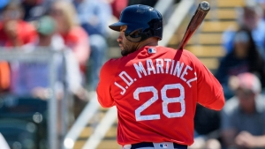 These Stats Show Just How Well J.D. Martinez Has Played In August