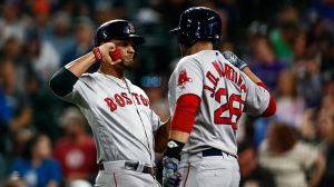 Red Sox Wrap: Boston Goes Deep Three Times In 10-6 Win Over Rockies