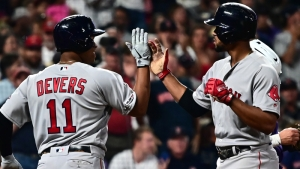Red Sox Sluggers Putting Up Eye-Popping Numbers In Scorching-Hot August