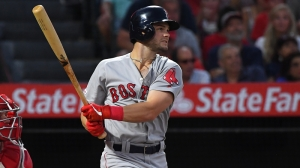 Red Sox Wrap: Andrew Benintendi Drives In Winning Run In Ninth Vs. Phillies