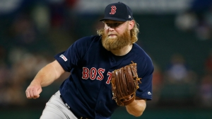 Red Sox's Alex Cora Discusses Andrew Cashner After Tough Outing Vs. Orioles