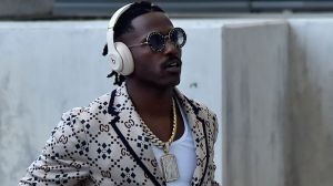 Arrest Warrant Issued For Antonio Brown, No Bond For Ex-NFL Receiver