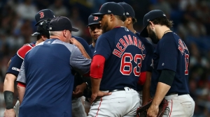 Manager Alex Cora 'Disappointed' With Team's Elimination from Postseason