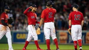 Red Sox Heating Up As Team Fights For Wild Card Spot, Postseason Berth