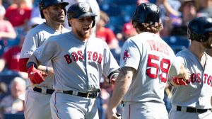 Red Sox Notes: Christian Vazquez Hits Multiple Career-Highs Vs. Phillies