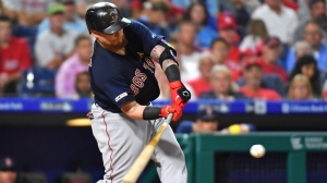 Christian Vazquez's Offensive Game Has Excelled In Career Campaign