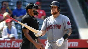 Christian Vazquez Having Career Year In Offensive Numbers For Red Sox