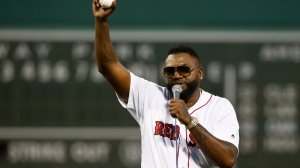 Tom Caron, Steve Lyons Discuss Red Sox Legend David Ortiz On 'At Home With TC'