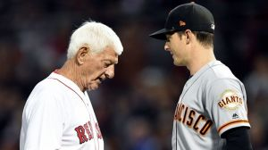 Red Sox Fans Attempt To Spell Yastrzemski