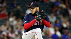 Red Sox Wrap: Eduardo Rodriguez Ekes Out 19th Win; Boston Tops Rangers 12-10