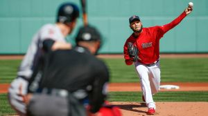 Red Sox Wrap: Boston Holds On For 5-4, Nail-Biting Victory Over Giants