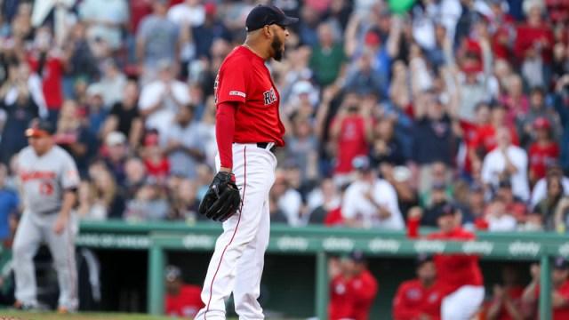 Red Sox Notes: Alex Cora, Mookie Betts Laud Eduardo Rodriguez's Strong Season