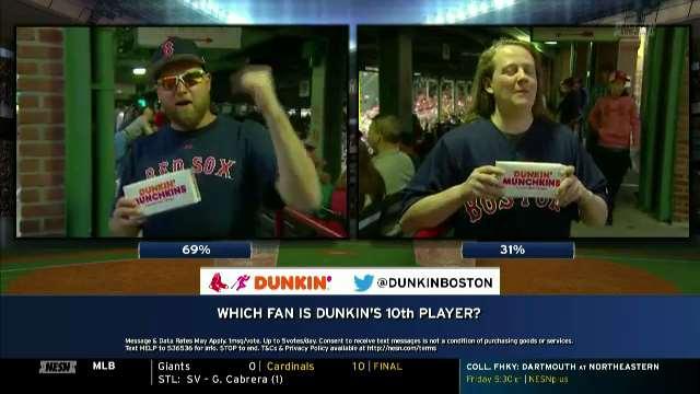 Dunkin Poll