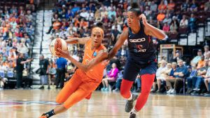 CT Sun Wrap: Connecticut Comeback Falls Short In Game 1 Of WNBA Finals