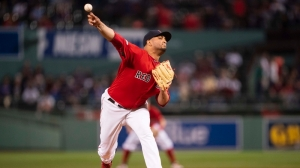 Jhoulys Chacin Looks To Bounce Back In Series Finale Monday Vs. Rays