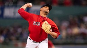 Red Sox Notes: Alex Cora Credits Jhoulys Chacin For Setting Tone In Win