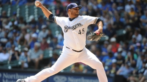 Jhoulys Chacin To Take Hill In Series Opener Vs. Yankees Friday Night