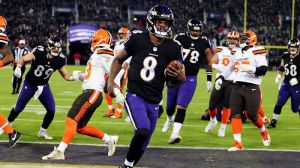 Ravens Fan 'Disappointed' Lamar Jackson Gifted O-Linemen Rolex Watches
