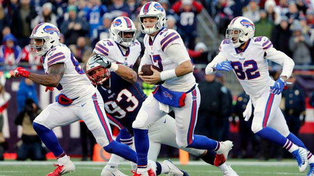 NFL Analyst Explains How Bills Can Beat Patriots In Week 4 Showdown