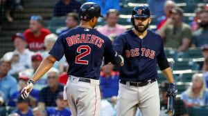 Red Sox Wrap: Mitch Moreland Leads Boston To 10-3 Win Over Rangers